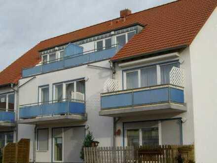 Attraktive 2- Zimmer- Wohnung mit Einbauküche und Balkon in 06869 Coswig / Anhalt