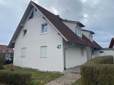 Moderne, ruhige und zentrumsnahe 2-Zimmer-DG-Wohnung in Bad Saulgau