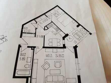 Schöne 2 Zimmerwohnung befristet für 4 Monate zu vermieten