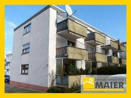 Ihr erster Schritt zum Eigentum! Schöne 1-Zimmer-Wohnung mit Balkon