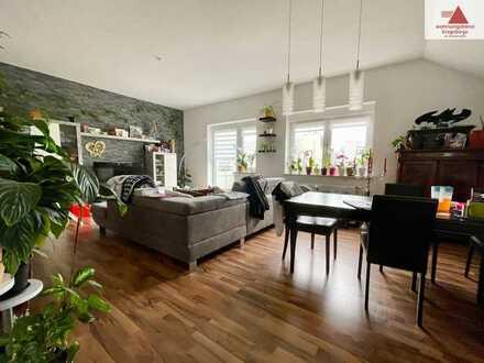 Schon entdeckt? – Exklusive 4-Raum-Wohnung mit Einbauküche im Zentrum von Dippoldiswalde