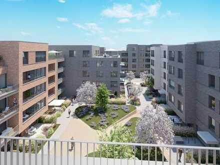 Staffelgeschoss! Hochwertige 3 Zimmer Neubau-Wohnung in den SteimkerGärten