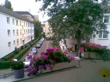 WG im Koblenz-Rauental, ruhige Straße