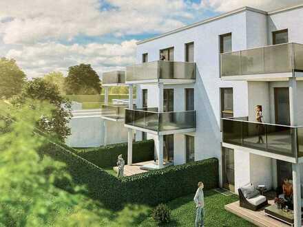 Erstbezug: Helle 2-Zimmer-Wohnung mit großem Balkon