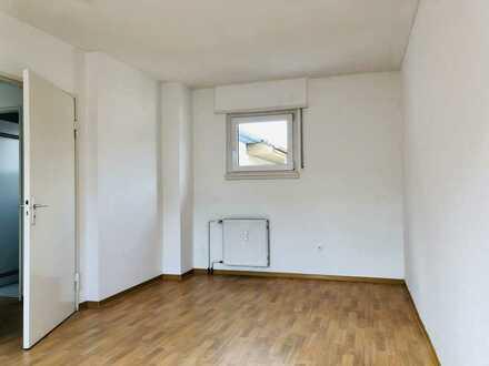 Neckarstadt/Ost - gepflegte 1 ZKB/Balkon ca. 42 m²