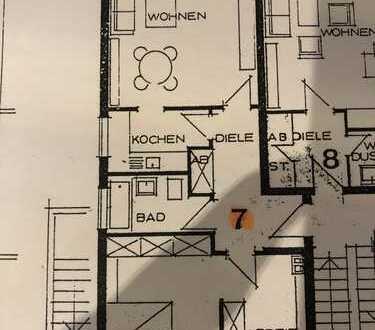 800 €, 72 m², 3 Zimmer