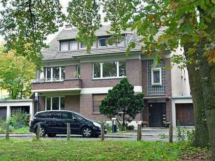 Gartenwohnung mit Büroeinheit in Köln Nippes...