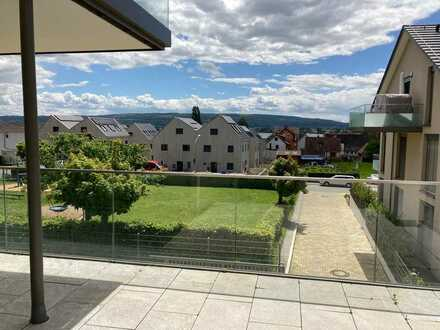 Die WOBAK vermittelt im Auftrag: schöne 4-Zimmerwohnung in Allensbach