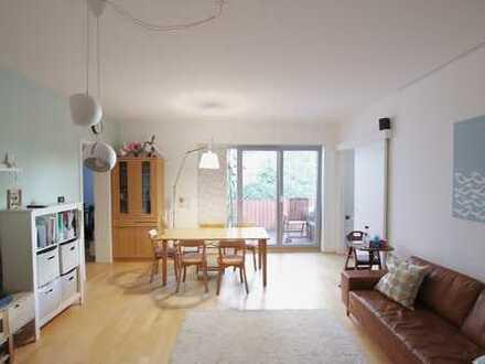 Helle 3,5-Zimmer-Wohnung in Obersendling mit EBK und Balkon