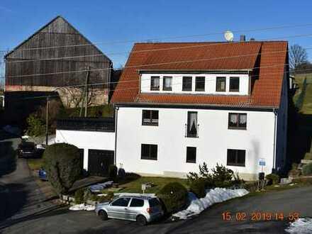 Einfamilienhaus mit Einliegerwohnung in Weißenborn