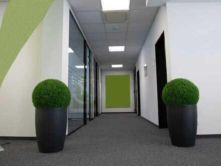 Moderne 336 m² Bürofläche im Gewerbegebiet Teelbruch | flexibler Grundriss | klimatisiert