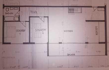 Schöne, geräumige drei Zimmer Wohnung in Böblingen (Kreis), Ehningen