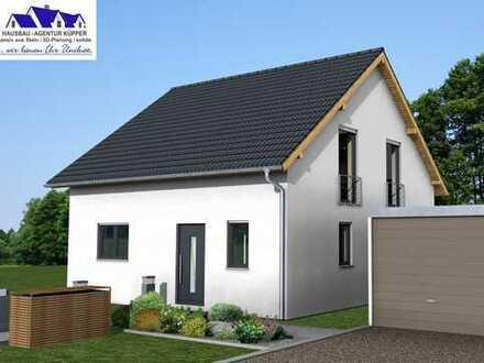 Schlüsselfertiger, unterkellerter Neubau in Lützelbach ... einfach Zuhause ankommen & wohlfühlen.