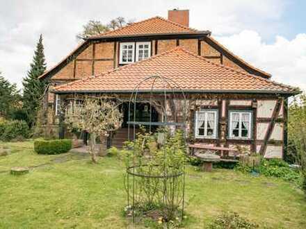 Landhaus nähe Schlosspark - mit grossem Garten