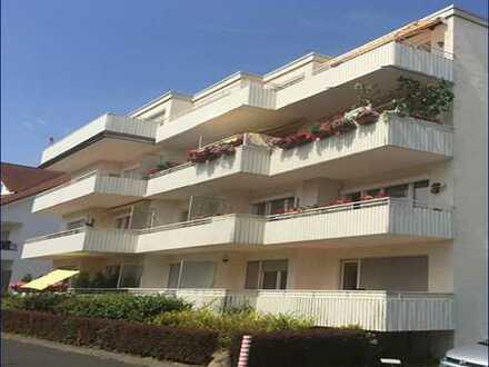 Groß und hell: 3-Zimmer-Wohnung in ruhiger, gepflegter und familienfreundlicher Lage mit Balkon