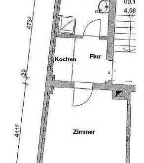 Sanierte 1-Zimmer-Wohnung mit EBK in Sachsen - Freiberg