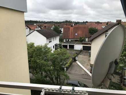 Vollmöblierte 2-Zimmer-Wohnung mit EBK, Bad und Balkon in Willstätt sucht Nachmieter!