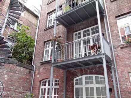 2 Zimmer im Loftstyle, in alter Kaffeerösterei mitten in K-Nippes