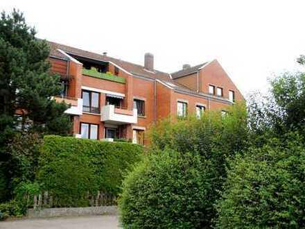 Modernisierte Wohnung in Altwarmbüchen/Isernhagen, renov. 2-Zi. Komft.-Whg., mit EBK sehr helle Whg