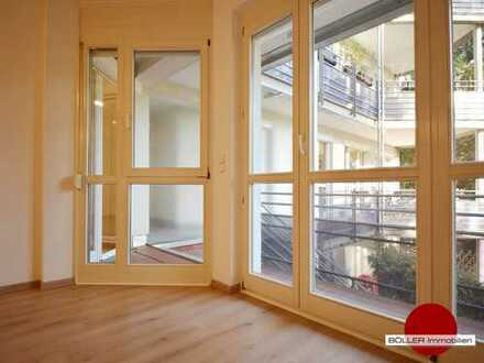 Wow! What a feeling! Schmucke 2 Zimmer Wohnung direkt an der Hallerwiese!