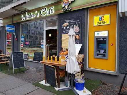 Bäckerei Café SPÄTKAUF zum Verkauf!!! Top-Lage im Szenekiez von Friedrichshain!