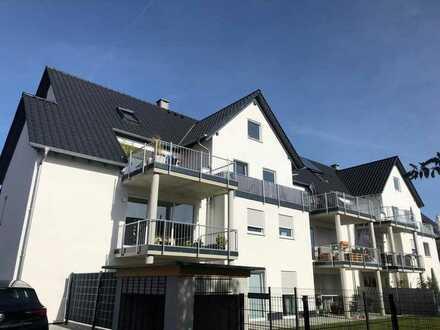 100 qm DG Maisonette Wohnung Neubau Wörrstadt zentrale Lage ab 01.08.2021 Aufzug und Tiefgarage