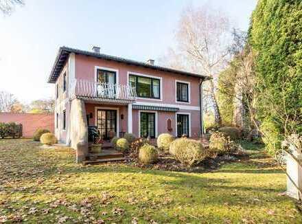 Wohnen am Altstadtrand: Einfamilienhaus mit Garten