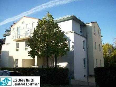 Schicke gemütliche 2-Zimmer-Wohnung, Balkon u. Garten nahe Waldpark