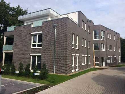 Wohnen am Flötenteich - ca. 65m² im OG mit EBK