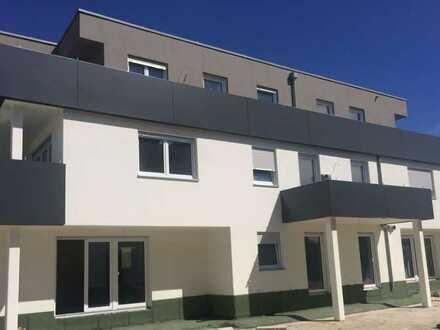 2,5 ZKB Neubauwohnung mit Balkon, im Zentrum von Schwabmünchen