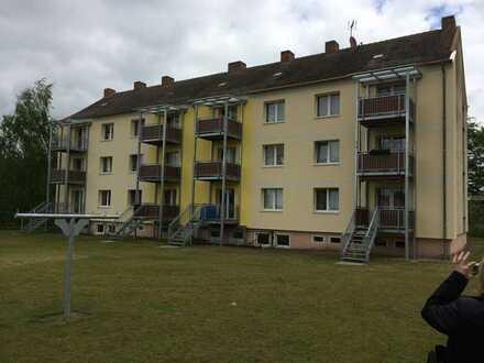3 Raum-Wohnung im Grünen
