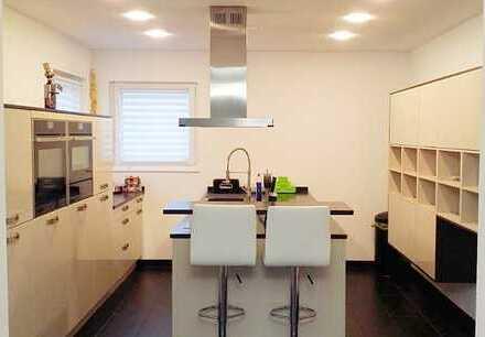 Schönes, modernes Einfamilienhaus