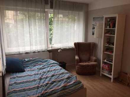 Möblierte 1 Zimmer Wohnung in Uni Nähe mit W-LAN