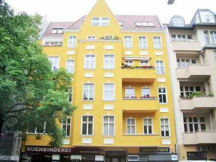 Dachgeschoss-Wohnung mit Aufzug