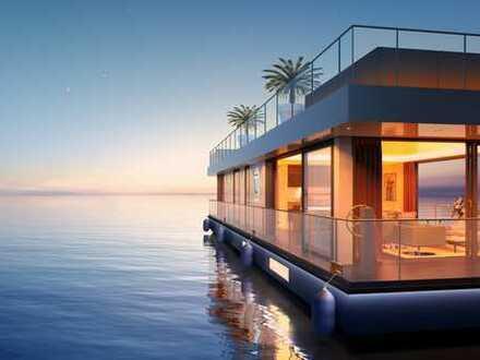 LUXURY Floating Penthouse - 250 m² - 6 Schlafzimmer - Cote d`Azur + Liegeplatz SOFORT zu VERKAUFEN