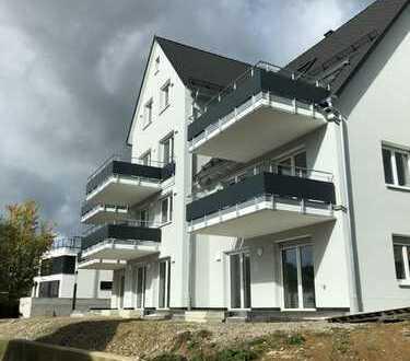 Erstbezug mit EBK und Balkon: exklusive 2-Zimmer-Maisonette-Wohnung in Herrenberg-Oberjesingen