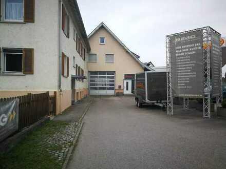 Werkstatt/Lagerhalle /Büro 230 m², Calw-Stammheim zu vermieten