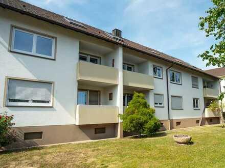 Schöne 5-Zi Wohnung mit 3 Balkonen und ca. 140 m² Wohnfläche in zentraler Lage von Herbolzheim!