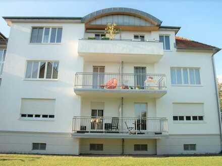 Hübsche 3-Zimmer-Wohnung über 2 Etagen
