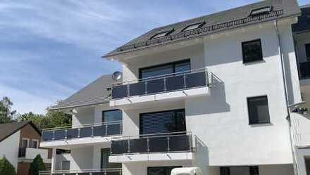 Schöne 3-Zimmer Wohnung, Erstbezug, großer Balkon, zentrumsnah