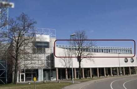 Zentralgelegene, lichtdurchflutete Büroetage, direkt an der S-Bahn-Station in Wendlingen am Neckar