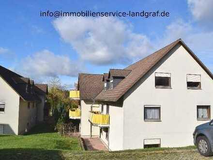 Wohlfühlwohnen zum Kleinmietpreis +++ Großzügige 4 Zimmer Wohnung mit Balkon