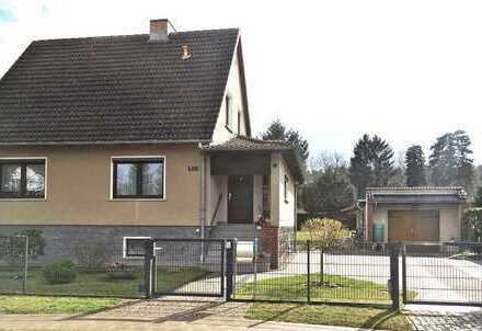 gepflegtes Einfamilienhaus im beschaulichen Woltersdorf