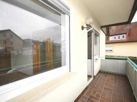 Wohnen für Bestager mit Balkon in Balingen-Frommern