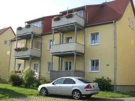 gemütliche 2 Raum WE mit Balkon in Neukirchen bei Chemnitz
