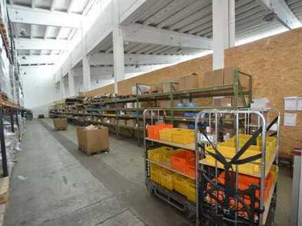 Provisionsfrei - Hallenflächen Kaltlager mit kleinem Büroanteil