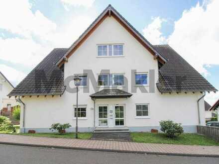 Gemütliche 3-Zi.-Wohnung mit Balkon und Garage in zentrumsnaher, ruhiger Lage