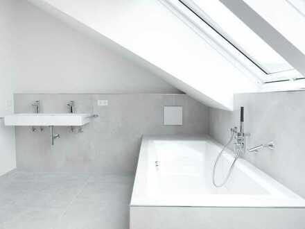 Wir verkaufen unsere Musterwohnung: Dachterrassenwohnung mit Ausblick