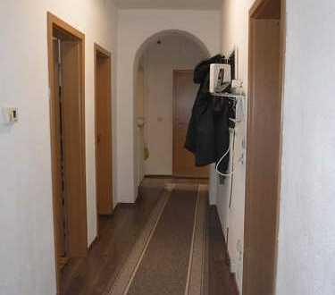 Erdgeschosswohnung mit Keller