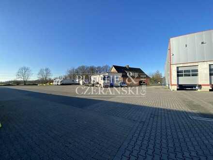 Grafschaft || ca. 2.500 m² Freifläche || eingezäunt & kameraüberwacht || frei ab sofort